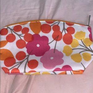 Clinique make up bag